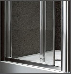 duschabtrennung duscht r duschkabine 6mm glas ca 90 cm breit verstellbar ebay. Black Bedroom Furniture Sets. Home Design Ideas