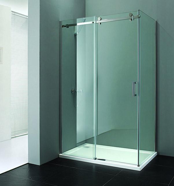 design duschkabine duschabtrennung mit gleitt r 120x80cm 8mm glas mss312l ebay. Black Bedroom Furniture Sets. Home Design Ideas