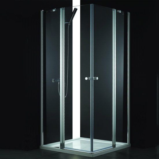 lux aqua design rechteck duschabtrenung duschkabine mit duschtasse 80cm ps408 ebay. Black Bedroom Furniture Sets. Home Design Ideas