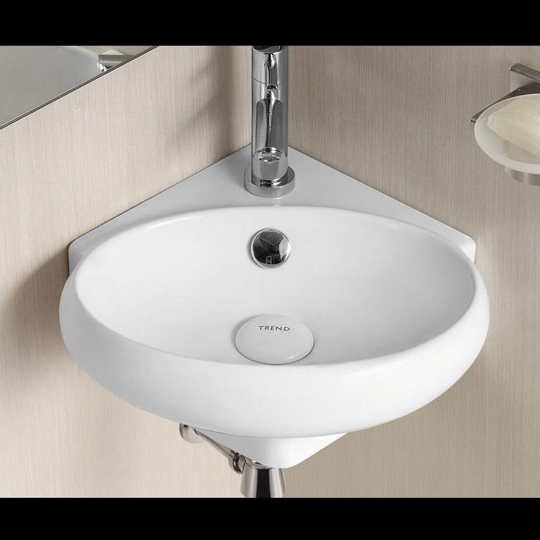 lux aqua g ste wc waschbecken zur wandmontage neu 4518 ebay. Black Bedroom Furniture Sets. Home Design Ideas