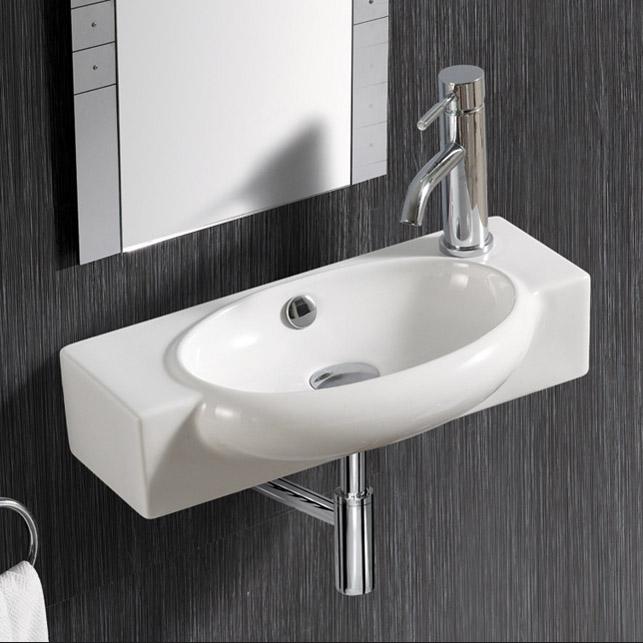 lux aqua g ste wc waschbecken nano beschichtung 4522tr n ebay. Black Bedroom Furniture Sets. Home Design Ideas
