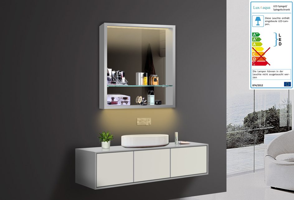 design badezimmer spiegel. Black Bedroom Furniture Sets. Home Design Ideas