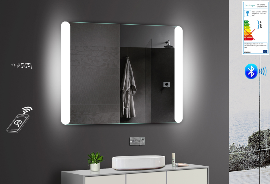 Lux aqua badezimmerspiegel led - Lux aqua spiegel ...