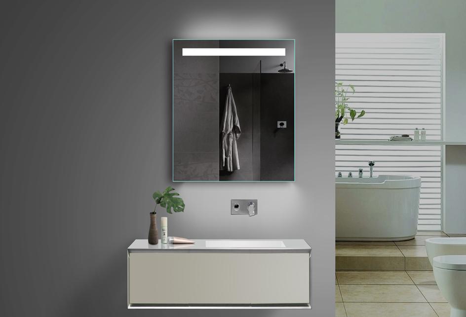 Design badezimmerspiegel led beleuchtung - Lux aqua spiegel ...