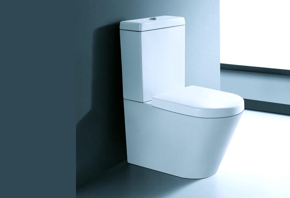 bodenstehend kombination stand wc inkl sitz soft close aus duroplast neu ct2155h ebay. Black Bedroom Furniture Sets. Home Design Ideas