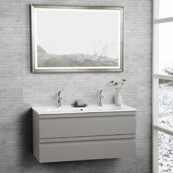 dansani exklusiv badm bel zaro mit spiegel waschtisch zrktt101gr. Black Bedroom Furniture Sets. Home Design Ideas