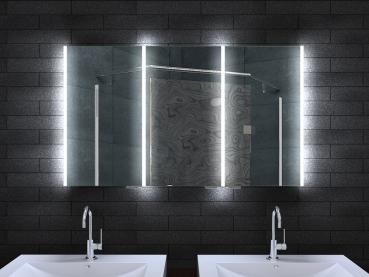 Badezimmer Spiegelschrank Mit Led Beleuchtung