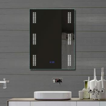 Www Lux Aqua De Badezimmerspiegel Wandspiegel Mit Led Beleuchtung