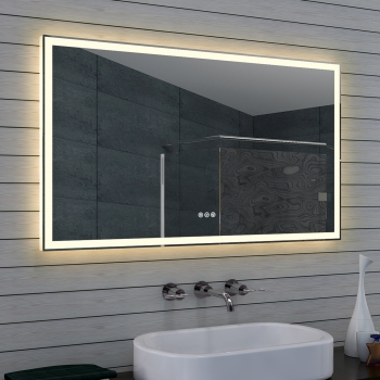 Www Lux Aqua De Lux Aqua Badezimmerspiegel Led Multifunktions