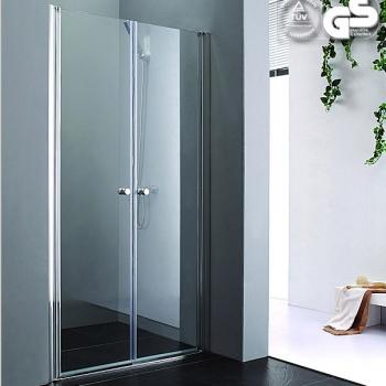 duschabtrenung duscht r 6mm glas 80cm pp2d 80. Black Bedroom Furniture Sets. Home Design Ideas