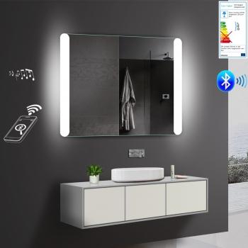 www.lux-aqua.de - Lux-aqua Badezimmerspiegel Led Beleuchtung Warm ...