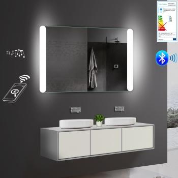 Www Lux Aqua De Lux Aqua Badezimmerspiegel Led Beleuchtung Warm
