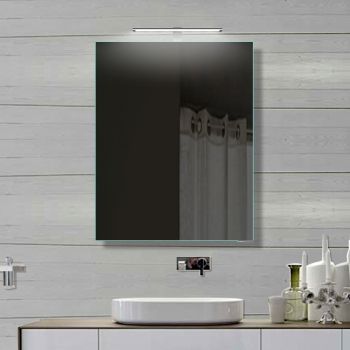 www.lux-aqua.de - lux-aqua alu badezimmer spiegelschrank mit ... - Badezimmer Spiegelschränke Mit Beleuchtung