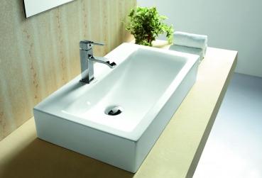 keramik waschbecken zur wandmontage 4310. Black Bedroom Furniture Sets. Home Design Ideas