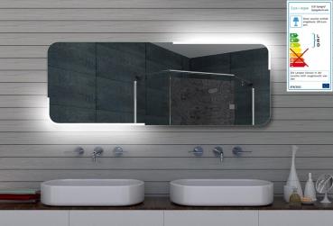 Design led badezimmerspiegel badspiegel for Spiegel 160x60