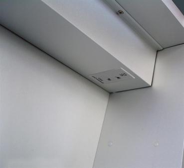 Aluminium LED Beleuchtung Badezimmer Spiegelschrank MDA7511