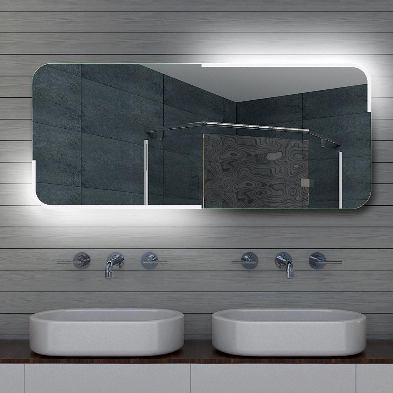 Led Design Lichtspiegel Badspiegel Wandspiegel