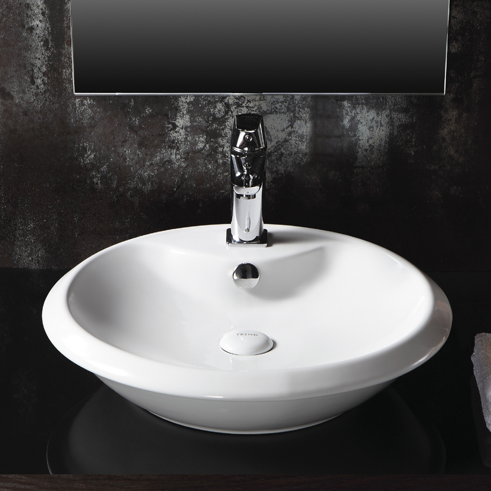 waschtisch handwaschbecken waschbecken keramik aufsatzbecken 4140. Black Bedroom Furniture Sets. Home Design Ideas
