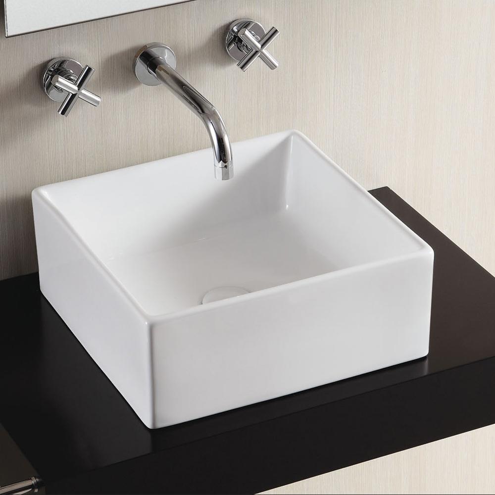 design extra d nner keramik waschbecken aufsatzbecken 4169. Black Bedroom Furniture Sets. Home Design Ideas