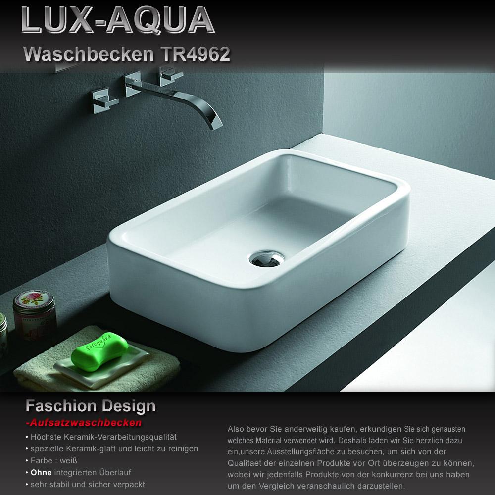 keramik waschbecken 4962. Black Bedroom Furniture Sets. Home Design Ideas
