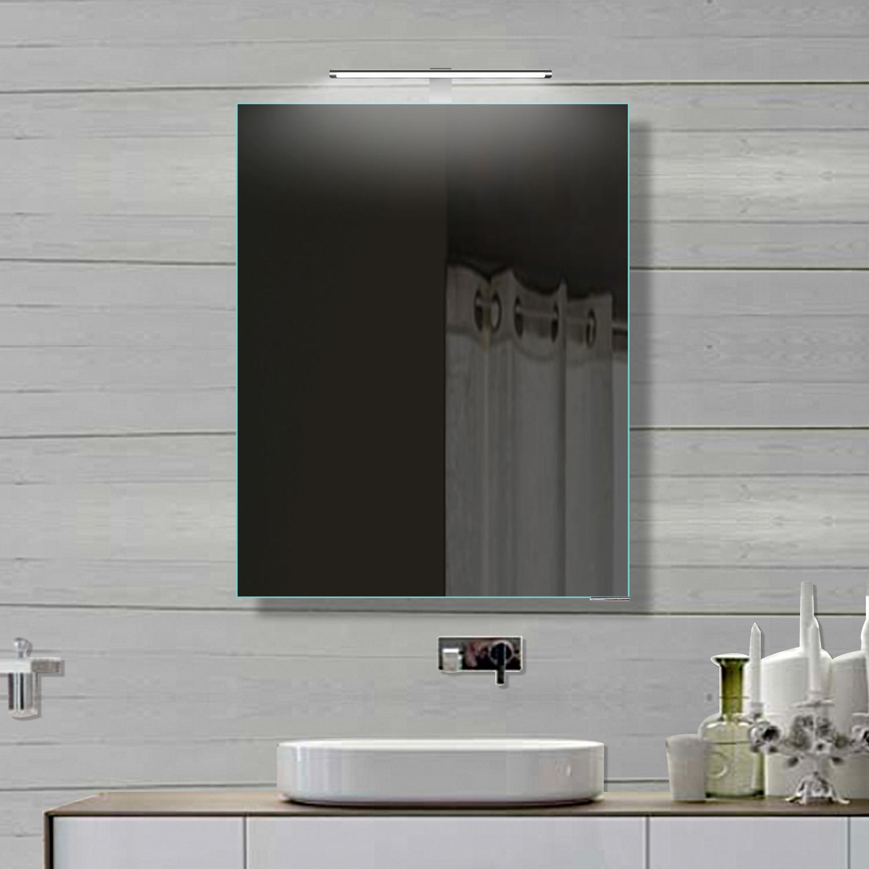 www.lux-aqua.de - lux-aqua alu badezimmer spiegelschrank mit