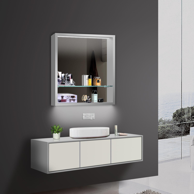 00_62 Stilvolle Spiegel Mit Integrierter Beleuchtung Dekorationen