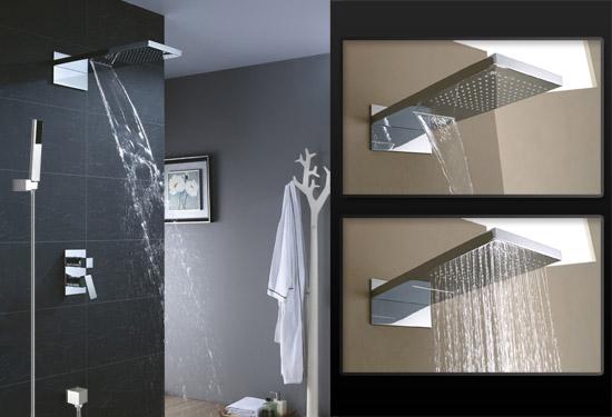 Rainshower Dusche Unterputz : Design Unterputz Duscharmatur Kopfbrause 2 Strahlarten Y2404A-VM24051C