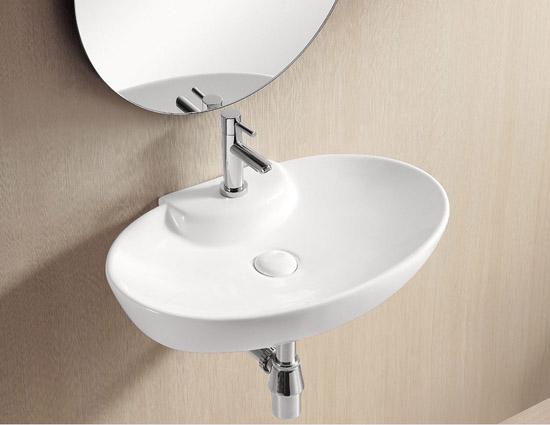 lux aqua design handwaschbecken keramik. Black Bedroom Furniture Sets. Home Design Ideas