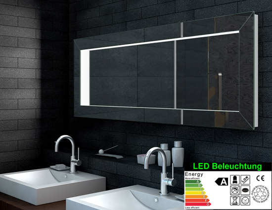 optik ideal badezimmer flur