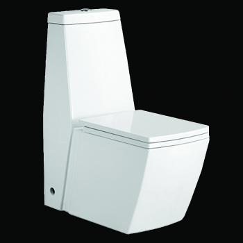 Extrem www.lux-aqua.de - Lux-aqua NEU stand wc toilette mit spülkasten QG34