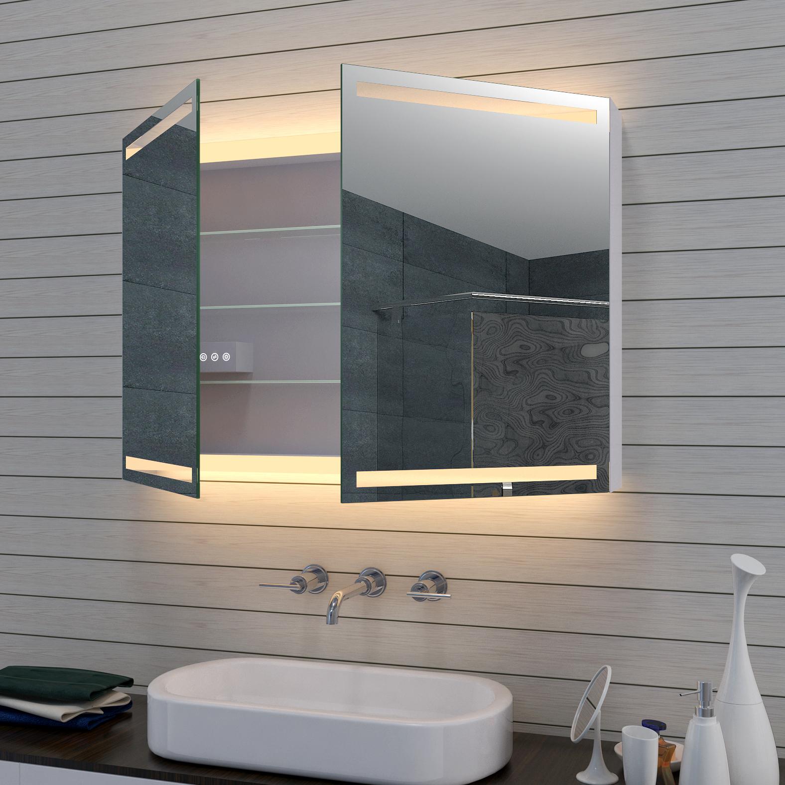 www.lux-aqua.de - Aluminium LED Beleuchtung Badezimmer ...