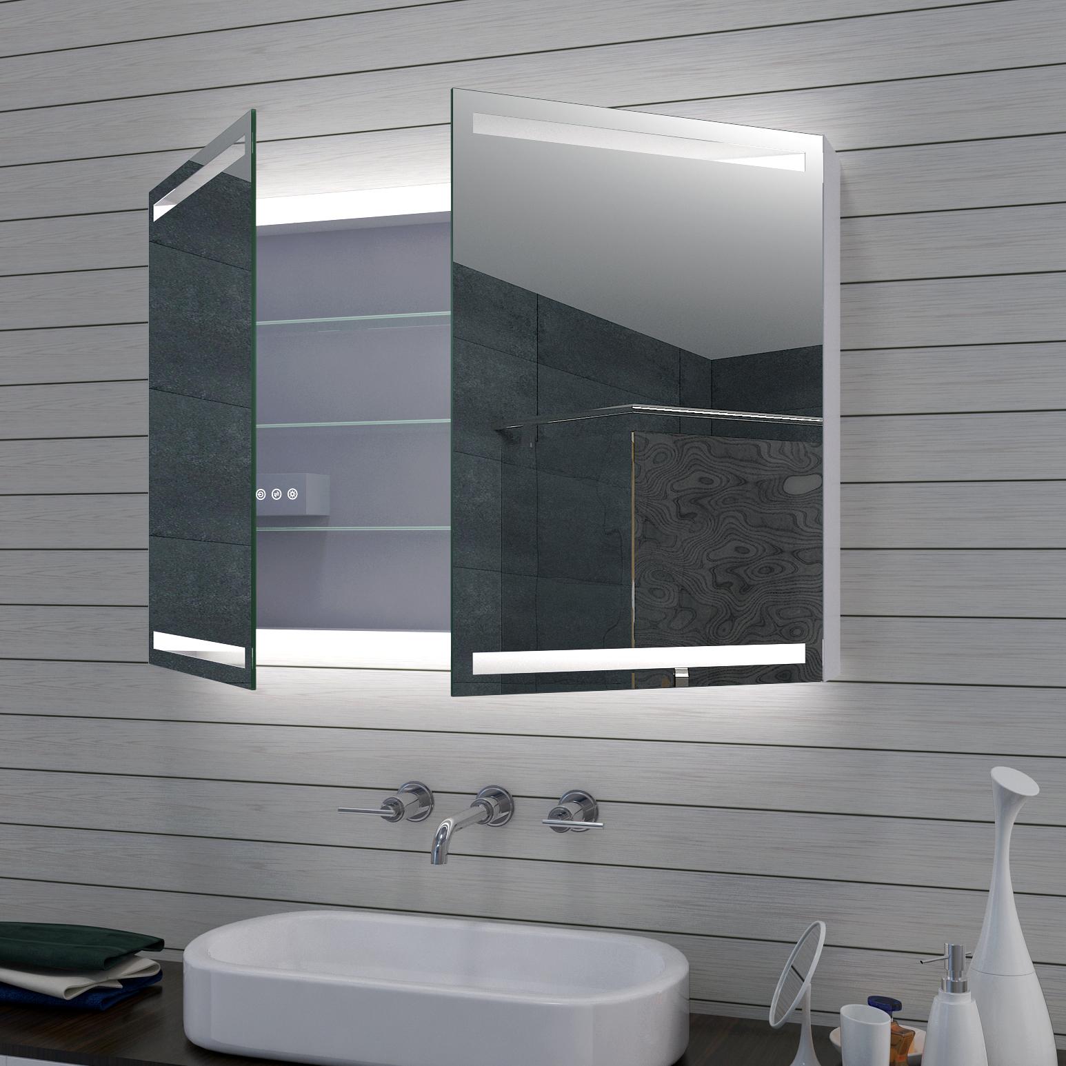 www.lux aqua.de   Aluminium LED Beleuchtung Badezimmer ...
