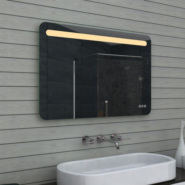 wwwluxaquade  badezimmerspiegel badspiegel led